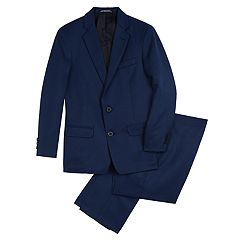 Boys 8-18 Van Heusen 2-Piece Suit Set