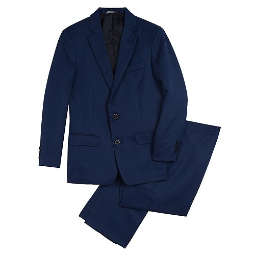 Boys 8-20 Van Heusen 2-Piece Suit Set