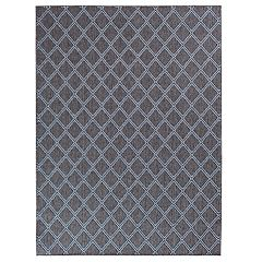 Diamond Flat-woven Indoor/Outdoor Rug