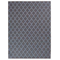 Diamond Flat-woven Indoor/Outdoor Rug