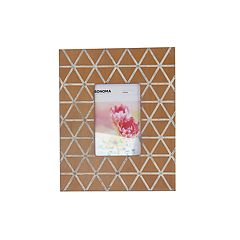 SONOMA Goods for Life™ Geometric Photo Frame 4' X 6'