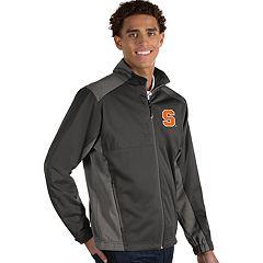 Men's Antigua Syracuse Orange Revolve Jacket