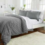 Great Bay Home Jasmine Printed Duvet Cover Set