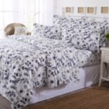 Great Bay Home Antigua Coastal Duvet Cover Set