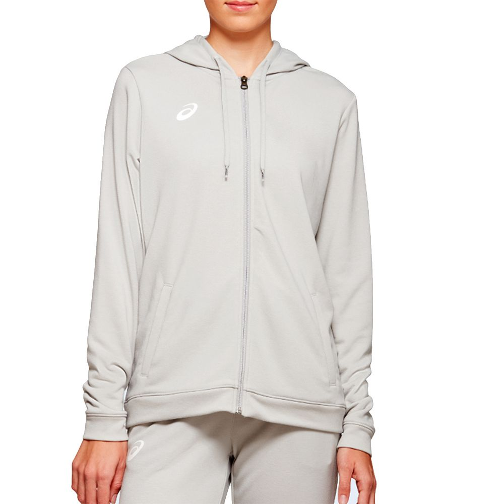 Women's ASICS French Terry Full Zip Jacket