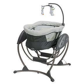 Graco DreamGlider Gliding Swing