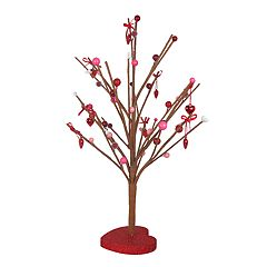 Celebrate Valentine's Day Together 17-in. Heart Tree Decor