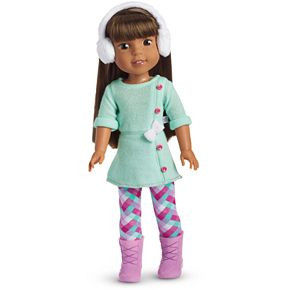 American Girl WellieWishers Doll Snow Much Fun Outfit