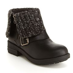 Unionbay Engineer Women's Ankle Boots