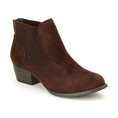 Unionbay Harper Women's Ankle Boots