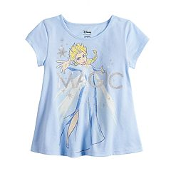 Disney's Frozen Elsa Toddler Girl 'Magic' Graphic Short-Sleeve Tee by Jumping Beans®
