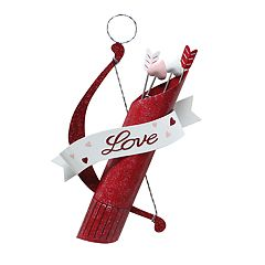 Celebrate Valentine's Day Together 'Love' Quiver Wall Decor