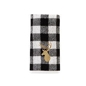 Saturday Knight, Ltd. 2-pack Gold Stag Hand Towel Set