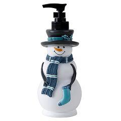 Saturday Knight, Ltd. Snowy Friends Soap Pump