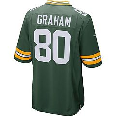 3368a748 Men's Nike Green Bay Packers Jimmy Graham Jersey