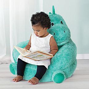 Trend Lab Dinosaur Plush Character Chair
