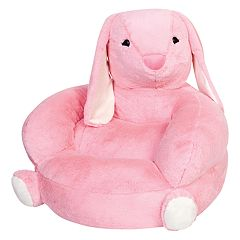 Trend Lab Bunny Plush Character Chair