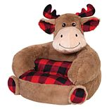 Trend Lab Moose Plush Character Chair