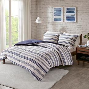 Urban Habitat Mason Jersey Knit Comforter Set