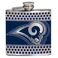 Los Angeles Rams 6-Ounce Hip Flask