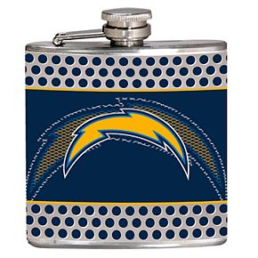 Los Angeles Chargers 6-Ounce Hip Flask