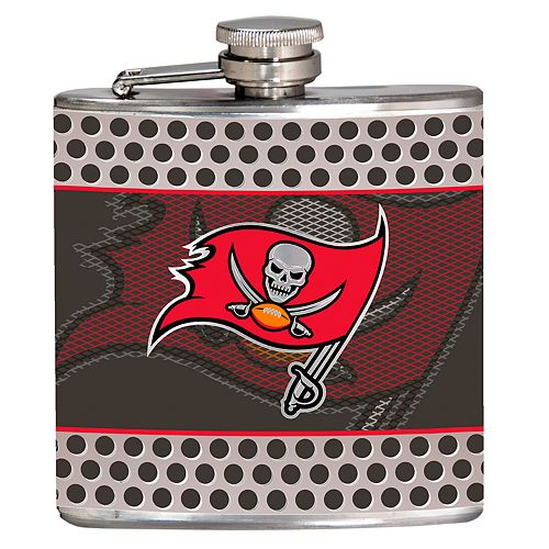 Tampa Bay Buccaneers 6-Ounce Hip Flask