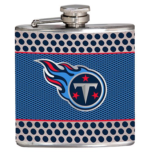 Tennessee Titans 6-Ounce Hip Flask