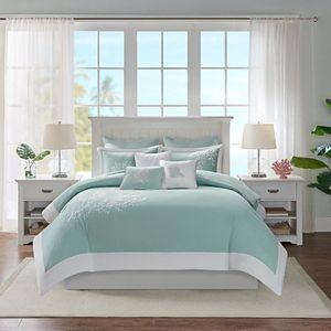 Harbor House Coastline Coral Oblong Throw Pillow