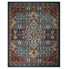 Maples Castle Rock Bordered Rug
