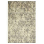 Maples Collins Distressed Medallion Rug