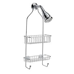 Interdesign Reo Bathroom Shower Storage Caddy