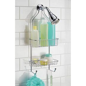 Interdesign Reo Bathroom Shower Storage Caddy