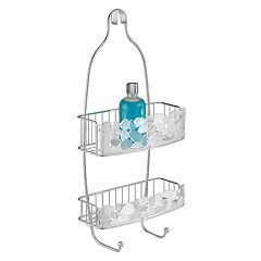 Interdesign Pebblz Bathroom Shower Caddy