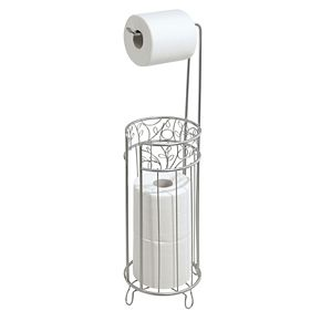 Interdesign Twigz Free-Standing Bathroom Toilet Paper Roll Stand