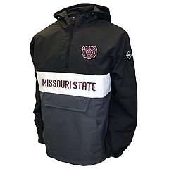 Men's Franchise Club Missouri State Bears Alpha Anorak Pullover