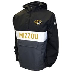 Men's Franchise Club Missouri Tigers Alpha Anorak Pullover