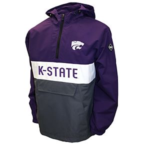 Men's Franchise Club Kansas State Wildcats Alpha Anorak Pullover