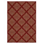 Mohawk Home Meryl Ornate Geometric Rug