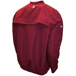 Men's Franchise Club Indiana Hoosiers Windshell Pullover