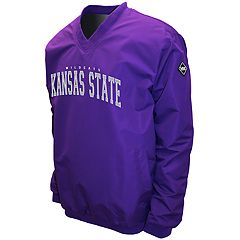 Men's Franchise Club Kansas State Wildcats Windshell Pullover