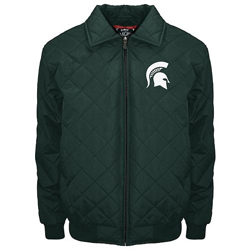 Men's Franchise Club Michigan State Spartans Clima Jacket