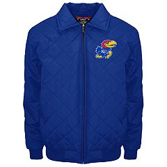 Men's Franchise Club Kansas Jayhawks Clima Jacket