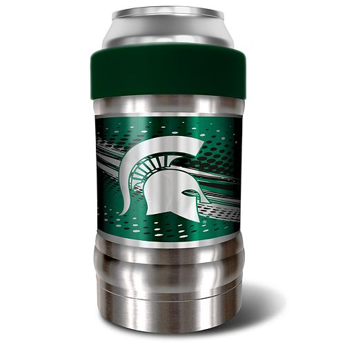 Michigan State Spartans Locker 12-Ounce Can Holder