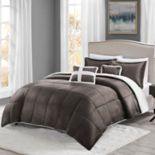 True North Mink to Sherpa 5-piece Comforter Set