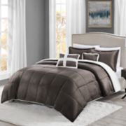 True North by Sleep Philosophy Mink to Sherpa 5-piece Comforter Set