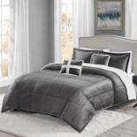 True North Mink to Sherpa 5-piece Comforter Set