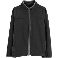 Boys 4-12 OshKosh B'gosh® Fleece Zip Lightweight Jacket