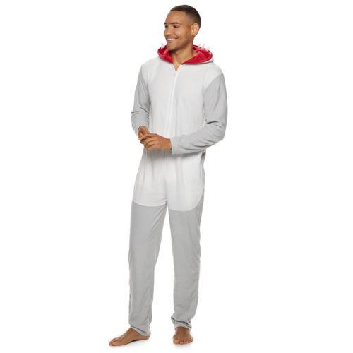 Men's Shark Union Suit by Kohl's