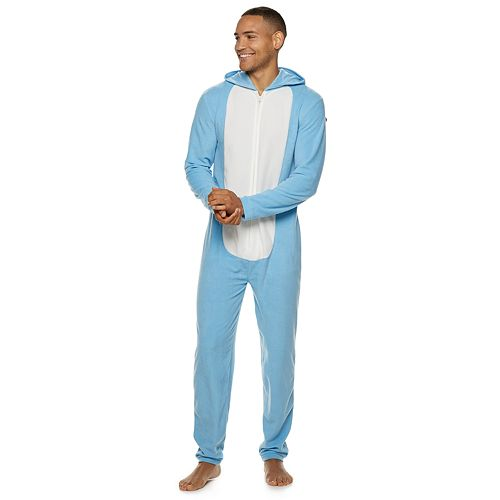 Men's Unicorn Union Suit