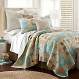 Levtex Home Bahamas Reversible Quilt or Shams